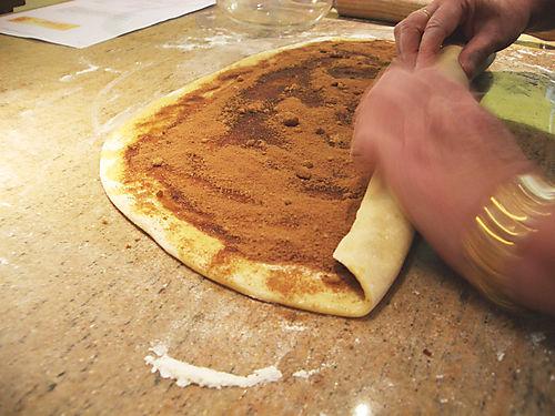 булочки с корицей синабон рецепт с фото