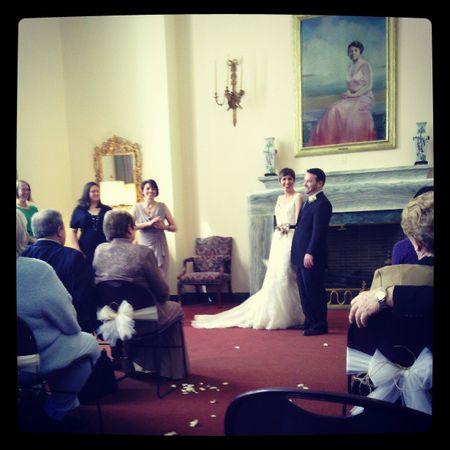 Candie and Aaron Wedding 2