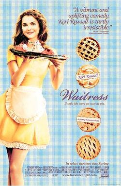 Waitressposter